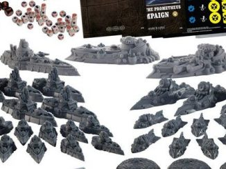 Dystopian Wars takes oceanic war-gaming to the tabletop next month