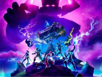 Fortnite launches next Marvel event today themed around Galactus