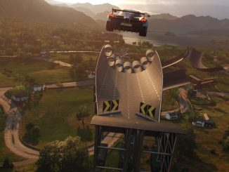 New Forza Horizon 4 Super7 mode introduces stunt driving to the game