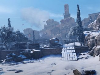 Sandstorm winter update brings the snow with new Bab map