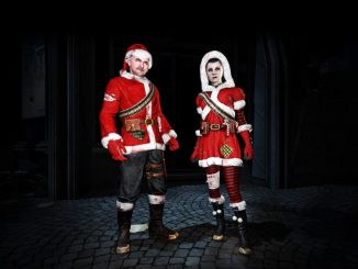 Killing Floor 2 Christmas Crackdown event brings new map and more