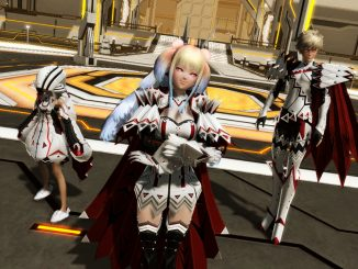 Phantasy Star Online 2 Global Episode 6 and Tails collaboration incoming