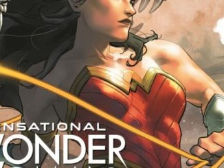 New digital first series ushers in Wonder Woman's 80th