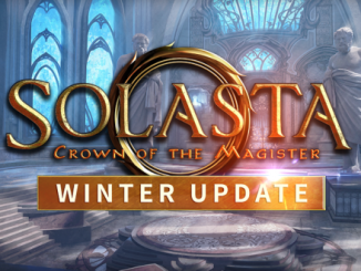 Trailer: Solasta: Crown of the Magister's winter update arrives