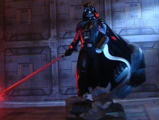DST expands its Gallery Diorama series with Star Wars' Darth Vader