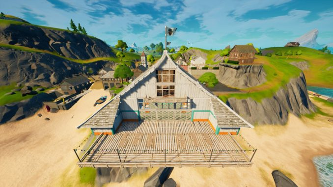 Where Are The Gold Safes In Fortnite Season 6 All Eight Of The Craggy Cliffs Safe Locations With Gold Bars Games News