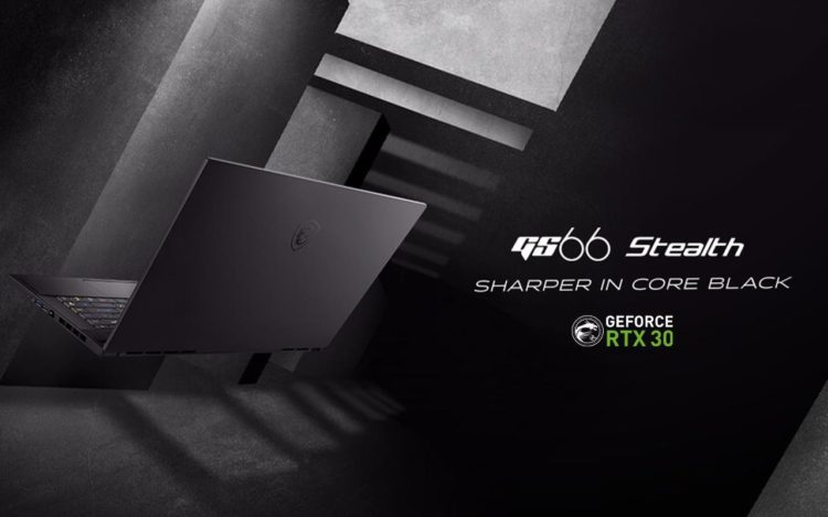 Msi Laptop Gs66 Stealth