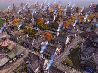 Farthest Frontier announced as new city builder by Grim Dawn developer