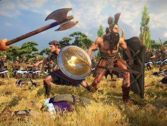 Ajax and Diomedes join A Total War Saga: Troy as DLC