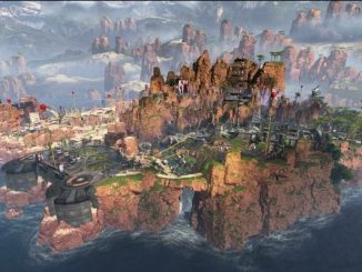 Apex Legends Outlands Map