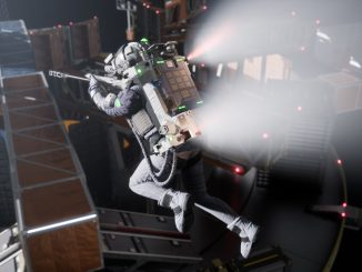 Giveaway: Take a beta key for zero-G shooter Boundary