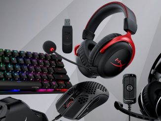 HyperX reveals new products during virtual show