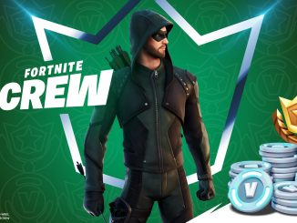 Fortnite Crew members can claim a free exclusive emote
