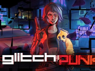 Glitchpunk blends cyberpunk and GTA-style chaos, and has a demo next month
