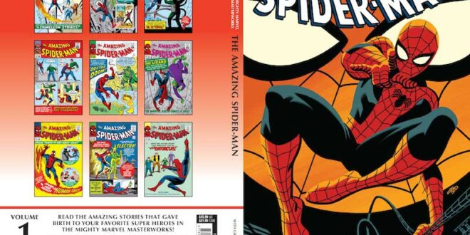 Mighty Marvel Masterworks series chronicles the classics