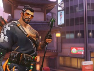 Overwatch Kanezaka map added to game for FFA plus a Hanzo challenge