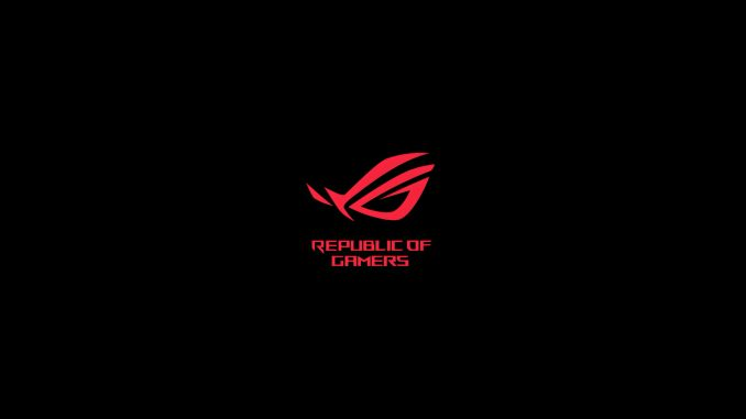 ROG reveals new monitor, PC peripherals