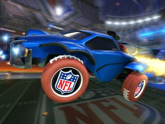 Rocket League sets the NFL stage with The Gridiron mode this February