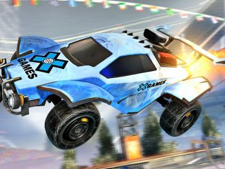 Rocket League is entering the X Games as an official event