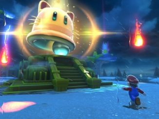 First look at Switch's Super Mario 3D World delivers one gigantic Bowser