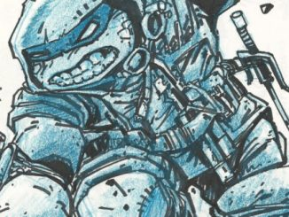 Director's Cut coming for IDW's TMNT: The Last Ronin