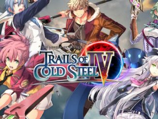 Trails of Cold Steel IV launching on Switch in April