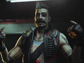 Apex Legends' Season 8 character is Fuse, an explosive-loving pit fighter
