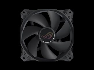"Asus ROG Strix XF 120 fan to offer ""whisper-quiet"" operation"