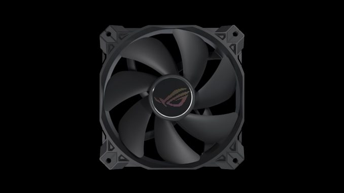 """Asus ROG Strix XF 120 fan to offer """"whisper-quiet"""" operation"""