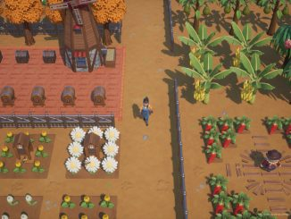 Coral Island reimagines the farming simulator with its best parts