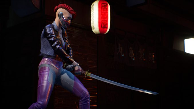Die by the Blade interview with studio director Peter Adamondy