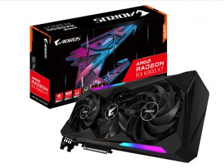 Gigabyte unveils Aorus Master and Gaming OC 6900 XT models