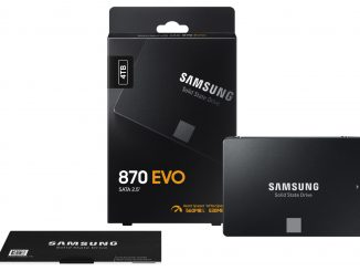 Samsung's 870 EVO SSD is a fast, affordable SATA drive for those in need