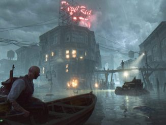 The Sinking City rises from the depths, is now listed on Steam