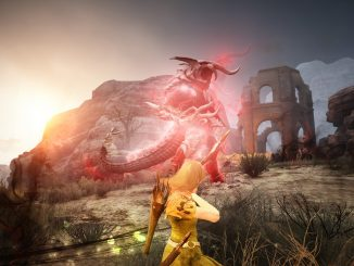 Black Desert Online is free to keep if you download it before March