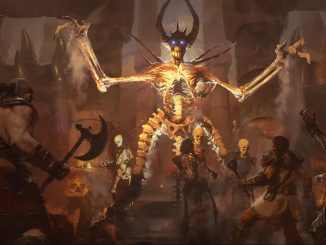 Blizzard had to make certain Diablo II: Resurrected assets from scratch