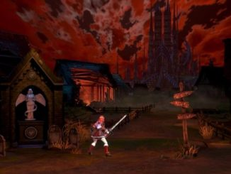 Bloodstained 1986 Mode