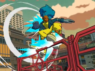 Bomb Rush Cyberfunk debuts its gameplay trailer, and yes, it looks just like Jet Set Radio