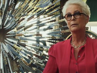 Jamie Lee Curtis joins the cast for the upcoming Borderlands movie