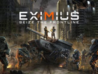 Trailer: Eximius combines RTS with FPS for multiplayer action