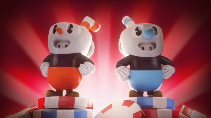 The latest Fall Guys collaboration is with Cuphead, includes two costumes