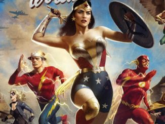 DC's announces the first Justice Society animated feature with Justice Society: WWII