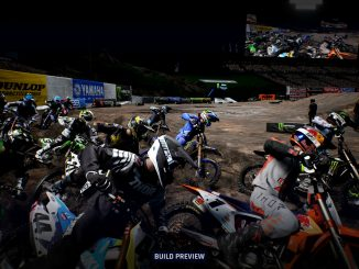 Monster Energy Supercross 4 preview -- Get on your bikes and ride
