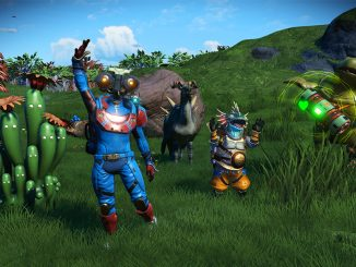 Latest No Man's Sky update adds alien pets you can take to other worlds