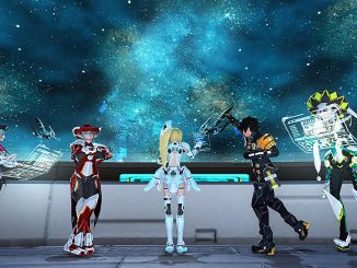 Phantasy Star Online 2 Global is now available on the Epic Games Store