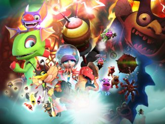 Playtonic forms new publishing branch, will still make Yooka-Laylee games