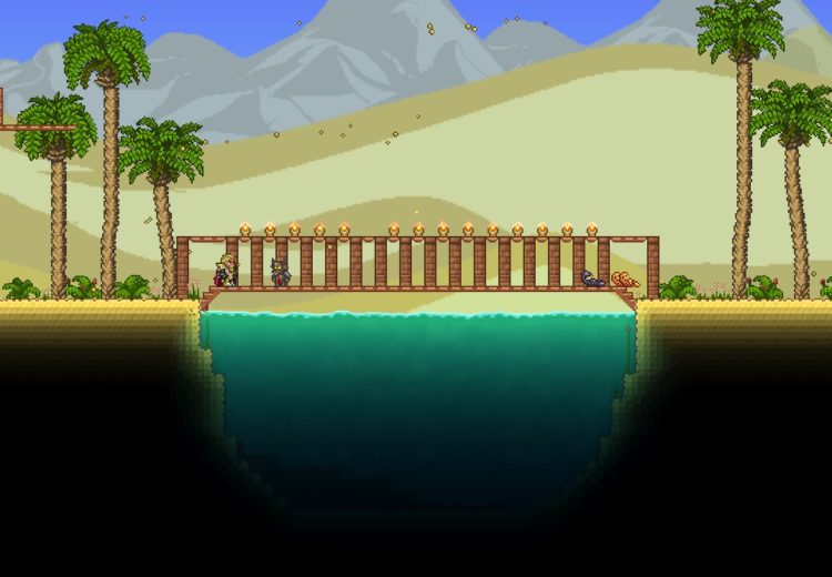 Re Logic And Google Settle Differences, Terraria To Launch On Stadia (2)