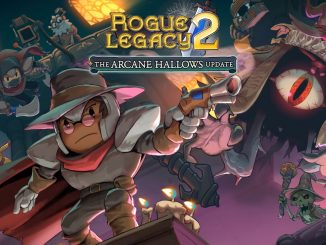The Rogue Legacy 2 Arcane Hallows update contains a lot of content