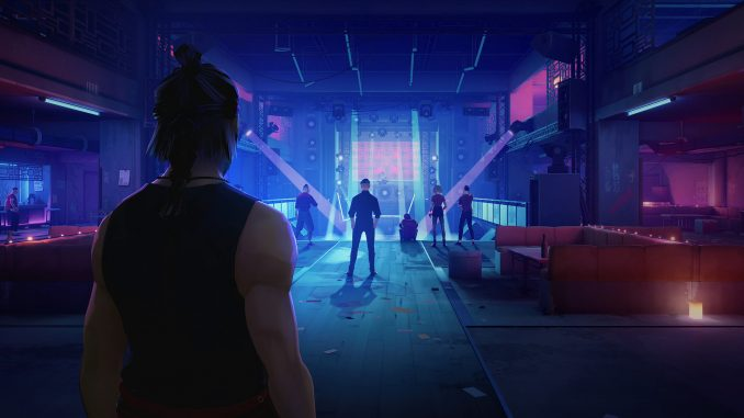 Sifu announced, will kick its way onto PC later this year