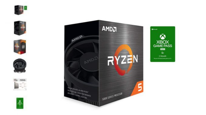 Ryzen 5000 Series stock available again at this online retailer